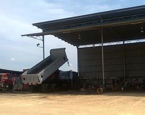Well Establish Lorry Depot